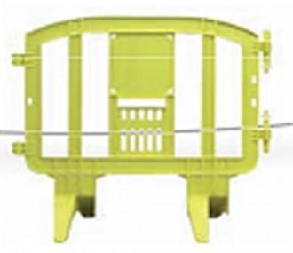 Barrière plastique monobloc urbaine - Devis sur Techni-Contact.com - 2