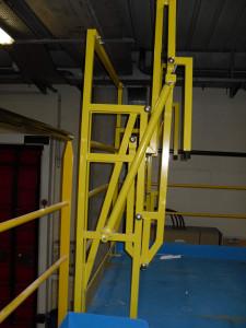 Barrière écluse de sécurité basculante type B4 - Devis sur Techni-Contact.com - 4