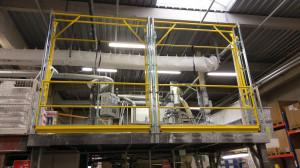Barrière écluse coulissante verticalement type C4 - Devis sur Techni-Contact.com - 4