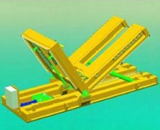 Basculeur de charge 26 tonnes - Devis sur Techni-Contact.com - 1