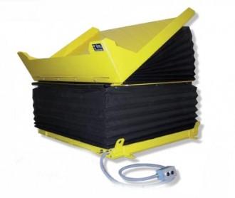 Basculeur de charge pneumatique 2 tonnes - Devis sur Techni-Contact.com - 1