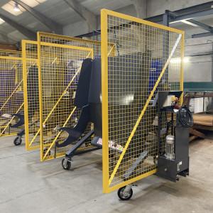 Basculeur de conteneurs mobile pour chantier de construction - Devis sur Techni-Contact.com - 1