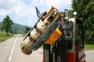 Basculeur de fûts capacité 600 kg - Devis sur Techni-Contact.com - 2