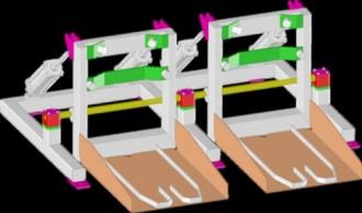 Basculeur de paniers d'autoclave - Devis sur Techni-Contact.com - 1