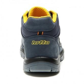 Basket de sécurité Lotto Jump 900 S3 SRC Aviator Yellow - Devis sur Techni-Contact.com - 4