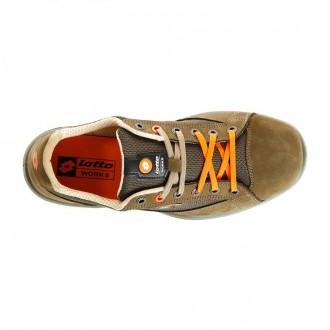 Basket de sécurité S1P Night olive orange - Devis sur Techni-Contact.com - 5