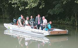 Bateau de pêche électrique - Devis sur Techni-Contact.com - 1