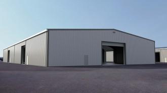 Bâtiment industriel démontable - Devis sur Techni-Contact.com - 1