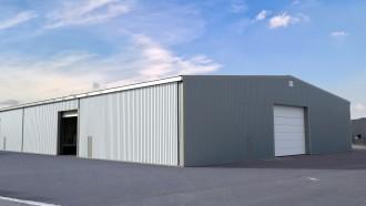 Bâtiment industriel démontable - Devis sur Techni-Contact.com - 2