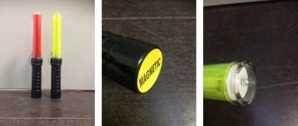 Bâton lumineux de signalisation - Devis sur Techni-Contact.com - 2