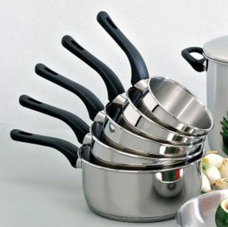 Batterie de cuisine qualité lourde - Devis sur Techni-Contact.com - 3