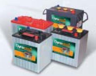 Batterie monobloc 6V pour voiture de golf - Devis sur Techni-Contact.com - 1