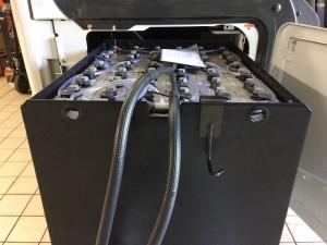 Batterie plomb ouvert chariot élévateur - Devis sur Techni-Contact.com - 1