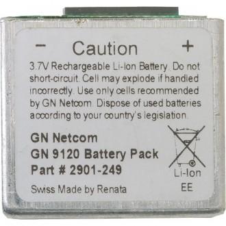 Batterie pour casque audio sans fil - Devis sur Techni-Contact.com - 1