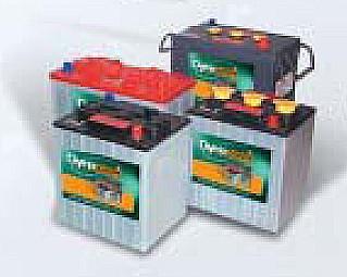 Batterie Semi Traction pour voiturettes de golf 12V - Devis sur Techni-Contact.com - 1