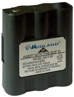 Batterie Talkie Walkie Midland G12 - Devis sur Techni-Contact.com - 1
