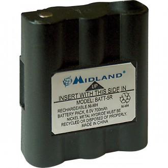 Batterie Talkie Walkie Midland G6 - Devis sur Techni-Contact.com - 1