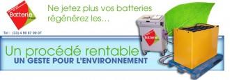 Batterie transpalettes - Devis sur Techni-Contact.com - 1