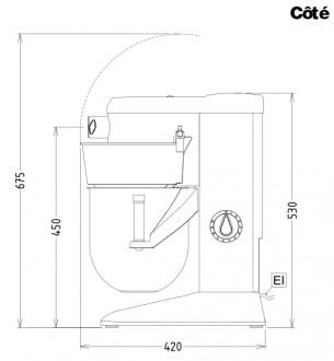 Batteur mélangeur automatique - Devis sur Techni-Contact.com - 4