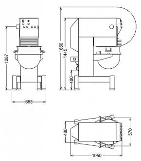 Batteur mélangeur électronique - Devis sur Techni-Contact.com - 2