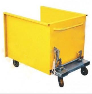 Benne à déchets plats - Devis sur Techni-Contact.com - 2