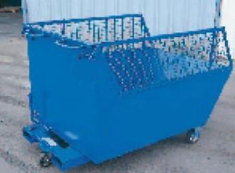 Benne à déchets pour chantier - Devis sur Techni-Contact.com - 2