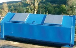 Benne à ordures ménagères 10 et 15 m3 - Devis sur Techni-Contact.com - 1