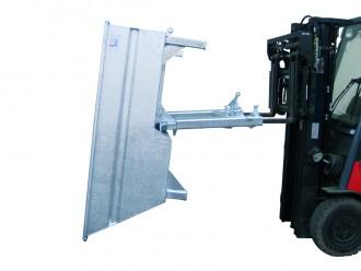 Benne basculante forte capacité - Devis sur Techni-Contact.com - 2