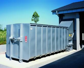 Benne conteneur de déchets - Devis sur Techni-Contact.com - 1