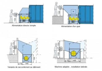 Benne conteneur de déchets - Devis sur Techni-Contact.com - 4