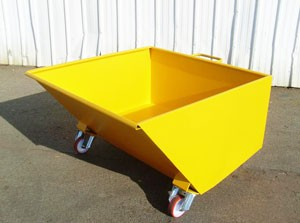 Benne pour déchets légers - Devis sur Techni-Contact.com - 2