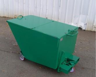 Benne pour déchets légers - Devis sur Techni-Contact.com - 4