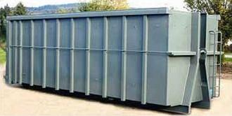 Benne récupération déchets - Devis sur Techni-Contact.com - 1