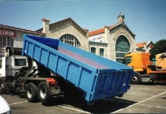 Bennes relevables pour camion - Devis sur Techni-Contact.com - 1