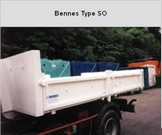 Bennes transportables acier - Devis sur Techni-Contact.com - 3