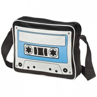 Besace emblématique cassette - Devis sur Techni-Contact.com - 1