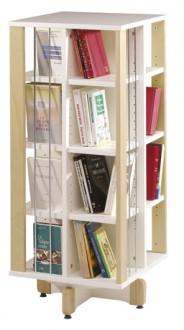 Bibliothèque tournante - Devis sur Techni-Contact.com - 1