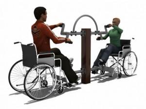 Bicycle fitness pour PMR - Devis sur Techni-Contact.com - 1
