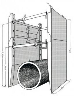 Blindage de tranchées en acier - Devis sur Techni-Contact.com - 2