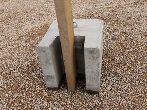 Bloc beton pour palissade - Devis sur Techni-Contact.com - 2