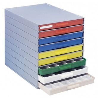 Bloc d'atelier à 9 tiroirs - Devis sur Techni-Contact.com - 1