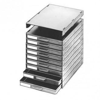 Bloc d'atelier à 9 tiroirs - Devis sur Techni-Contact.com - 4