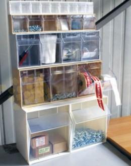 Bloc tiroirs muraux superposables - Devis sur Techni-Contact.com - 2
