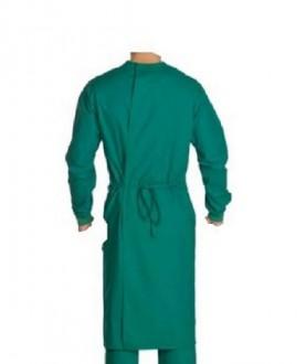 Blouse casaque de chirurgie à bavette - Devis sur Techni-Contact.com - 2