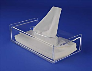 Boîte à mouchoirs plexi - Devis sur Techni-Contact.com - 3