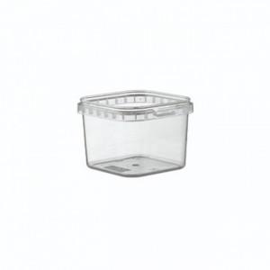 Boîte alimentaire en plastique carrée - Devis sur Techni-Contact.com - 5