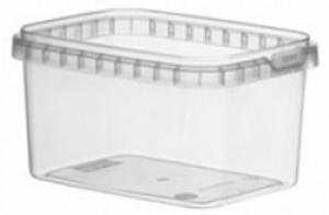 Boîte alimentaire en plastique rectangulaire - Devis sur Techni-Contact.com - 2