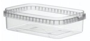 Boîte alimentaire en plastique rectangulaire - Devis sur Techni-Contact.com - 3