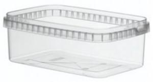 Boîte alimentaire en plastique rectangulaire - Devis sur Techni-Contact.com - 4