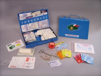 Boîte de premiers secours - Devis sur Techni-Contact.com - 1